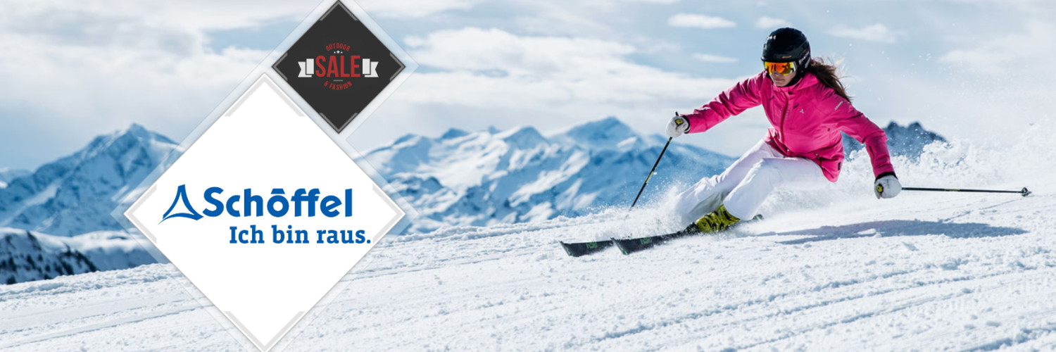 THE SCHOEFFEL WINTER RANGE - NOW UP TO 50% OFF