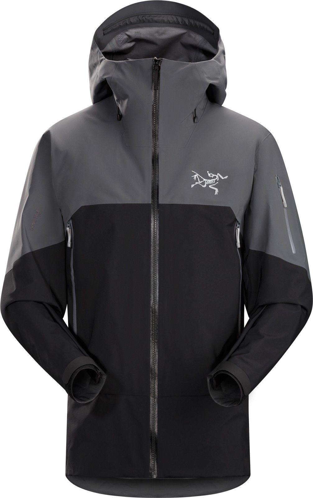 Arcteryx Rush Jacket Colorblock, Male Gore-Tex® Regenjacke & Hardshells, S