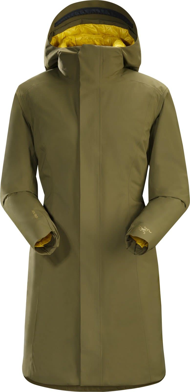 Arcteryx Durant Coat Grün, Female Gore-Tex® Freizeitmantel, XS