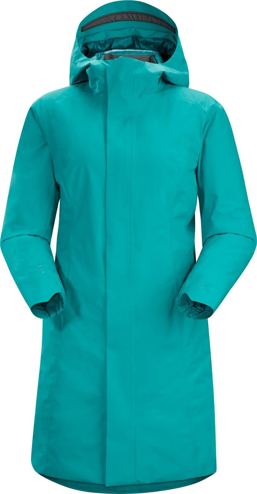 Arcteryx Durant Coat Grün, Female Gore-Tex® Freizeitmantel, S