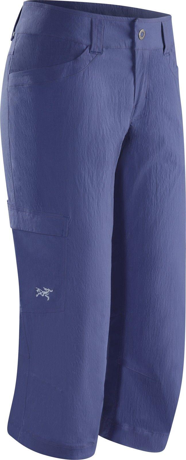Arcteryx W Parapet Capri | Größe 14 | Damen 3/4-Hose