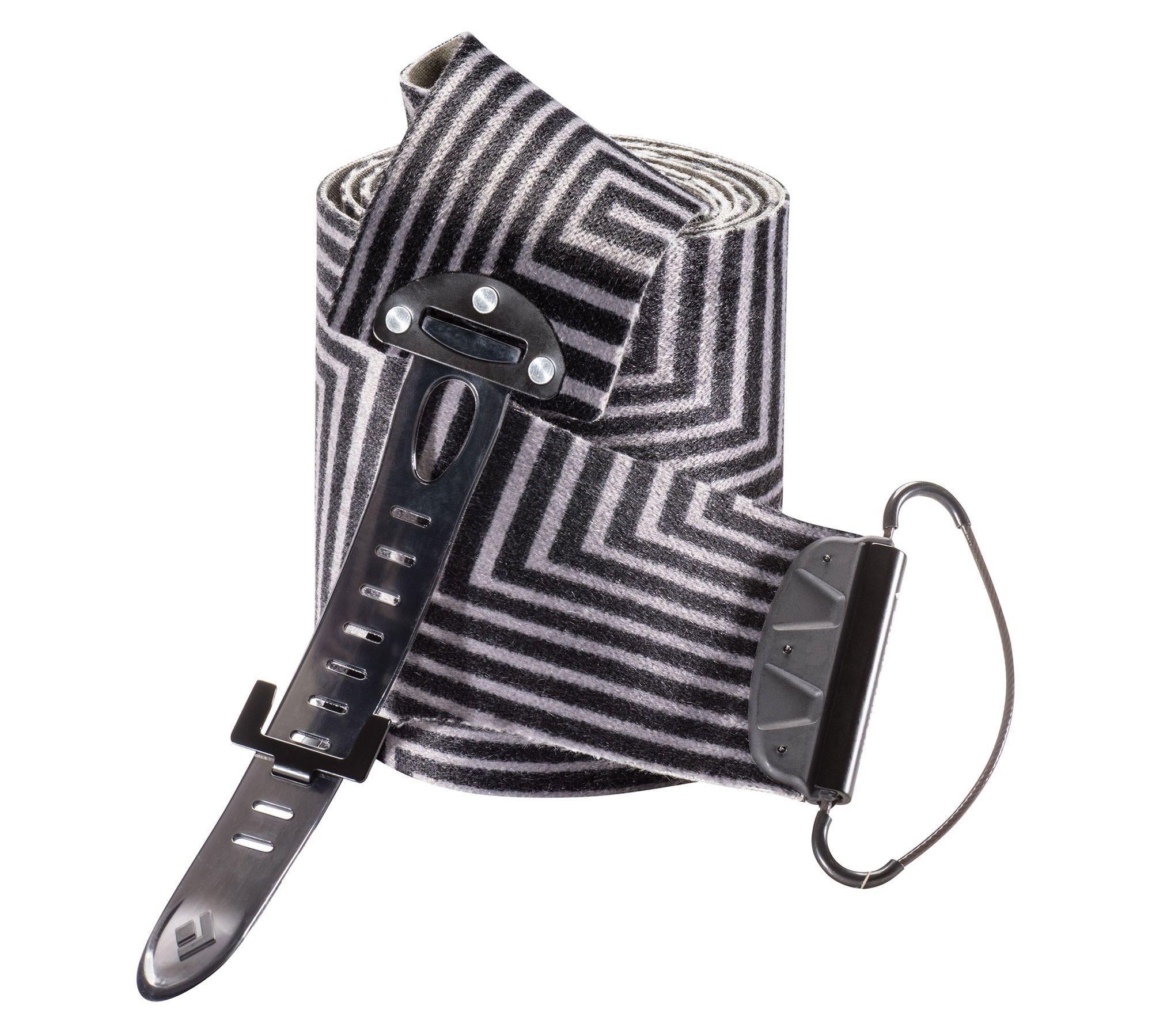 Black Diamond Glidelite Mohair Mix Custom STS 125mm X 155-162 CM, Grey | Größe