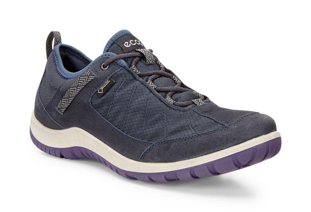 Ecco Aspina Jiri Gtx® Blau, Female Gore-Tex® EU 36 -Farbe Navy -True Navy, 36