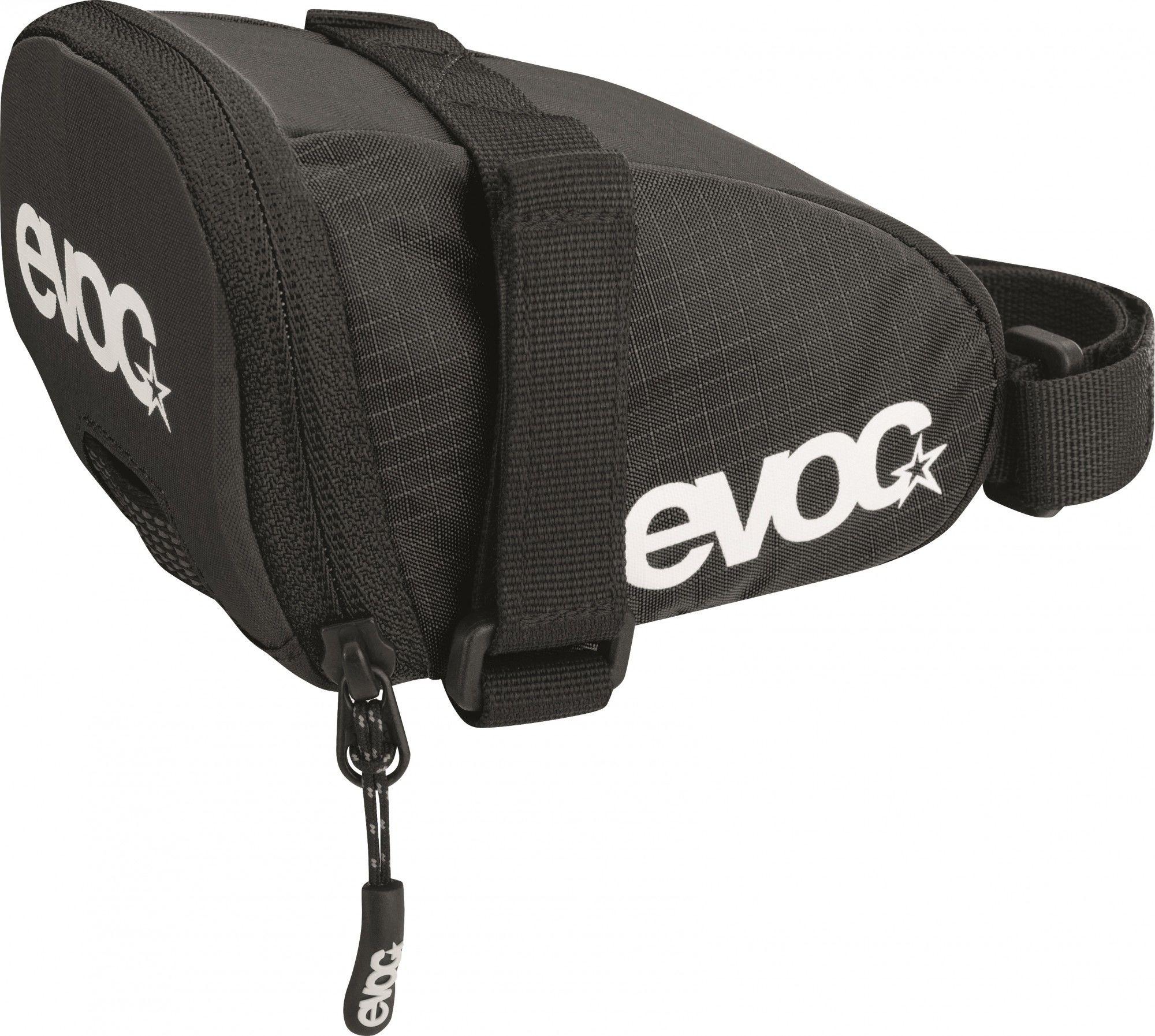 Evoc Saddle Bag Schwarz, Fahrradtasche, 0.7l