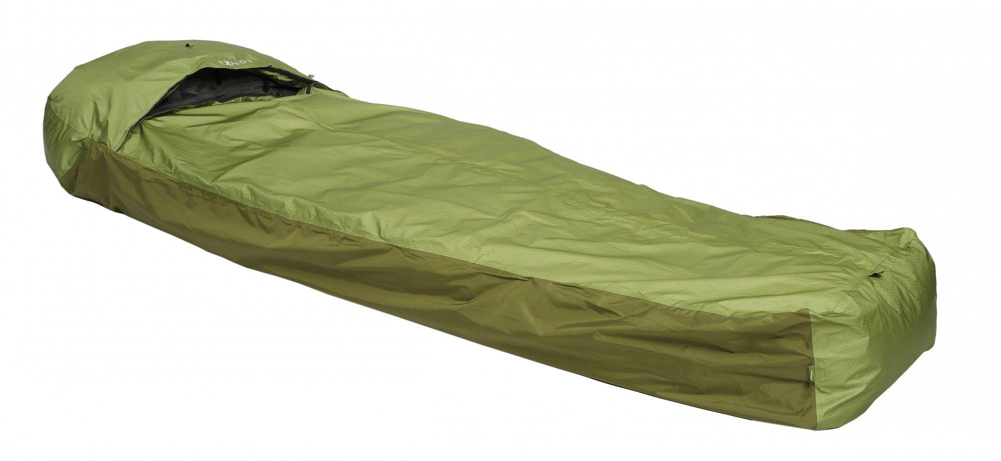 Exped Bivybag Ventair/PU, Green | Größe 240 cm |  Biwaksack