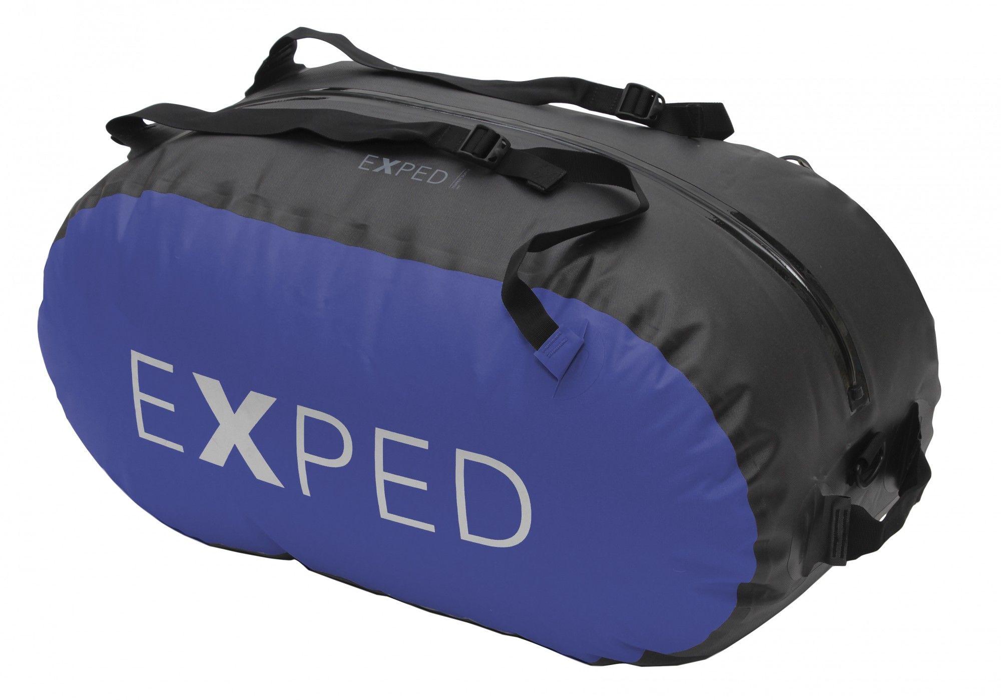 Exped Tempest Duffle 100, Blue Blau, 100l