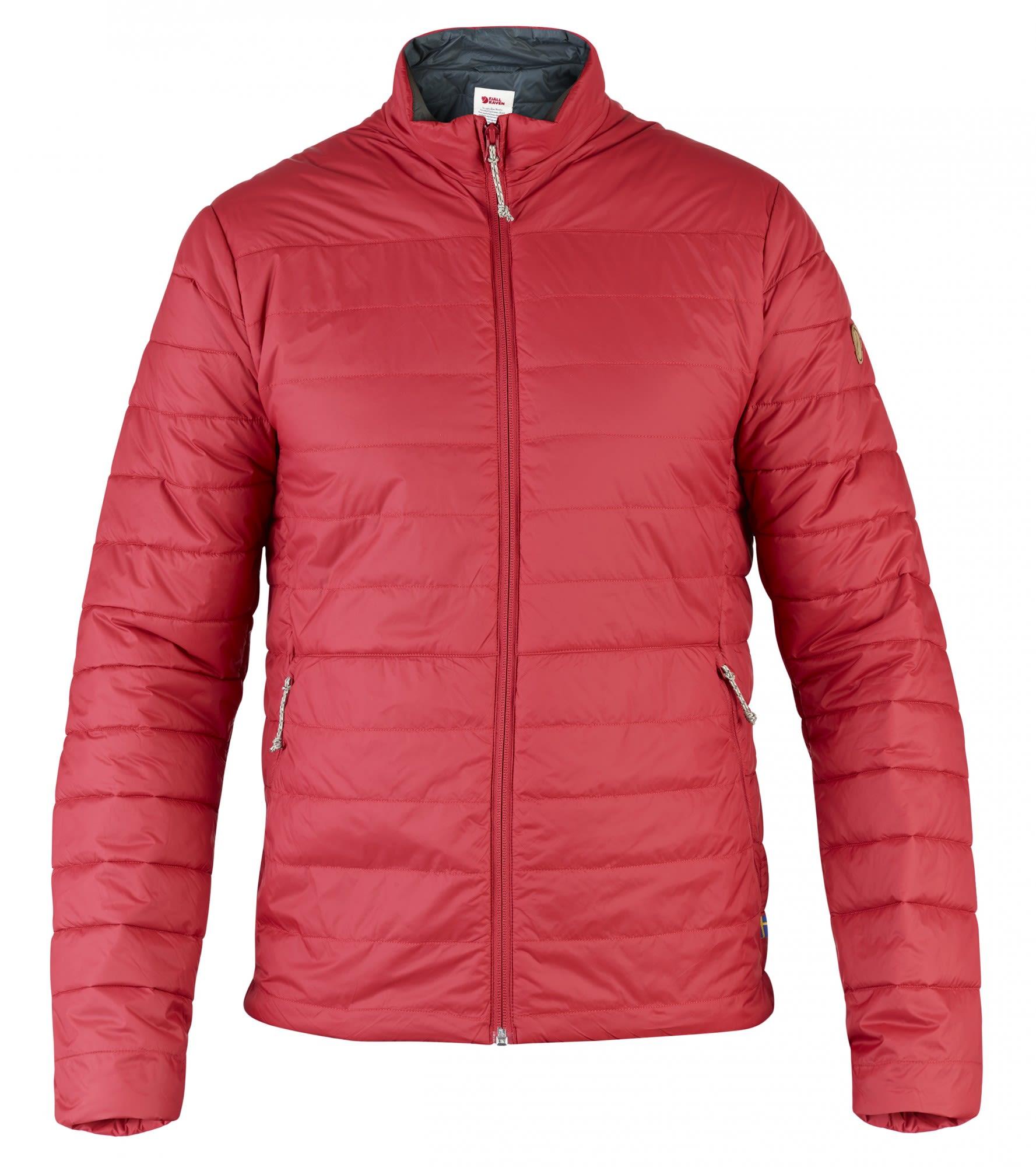 Fjällräven Keb Lite Padded Jacket Rot, Male Isolationsjacke, L