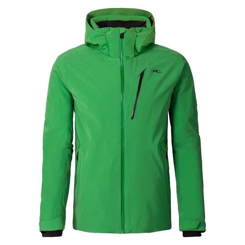 Kjus Men Formula Jacket Grün, Male Dermizax™ Freizeitjacke, 48