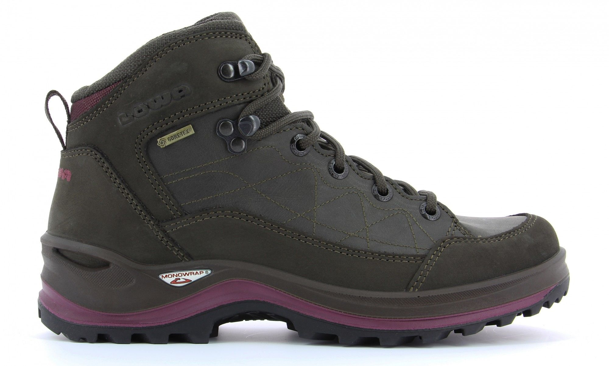 Lowa W Bormio Gtx®® QC | Damen Hiking- & Approach-Schuh