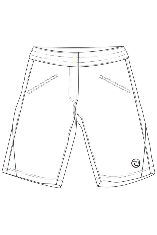 Maloja Tammym. Shorts Weiß, Female Shorts, M
