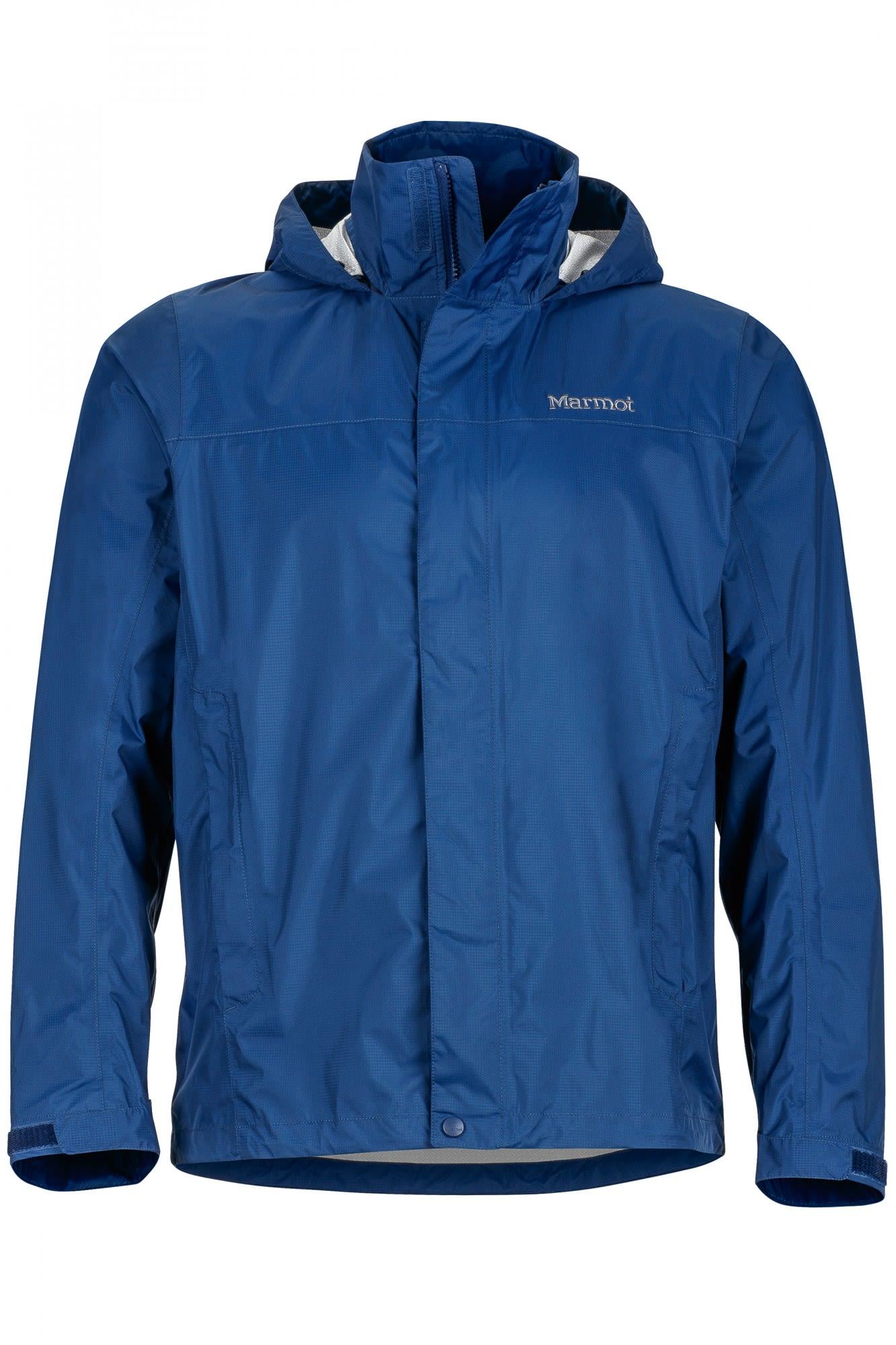 Marmot Precip Jacket Blau, Male Freizeitjacke, L