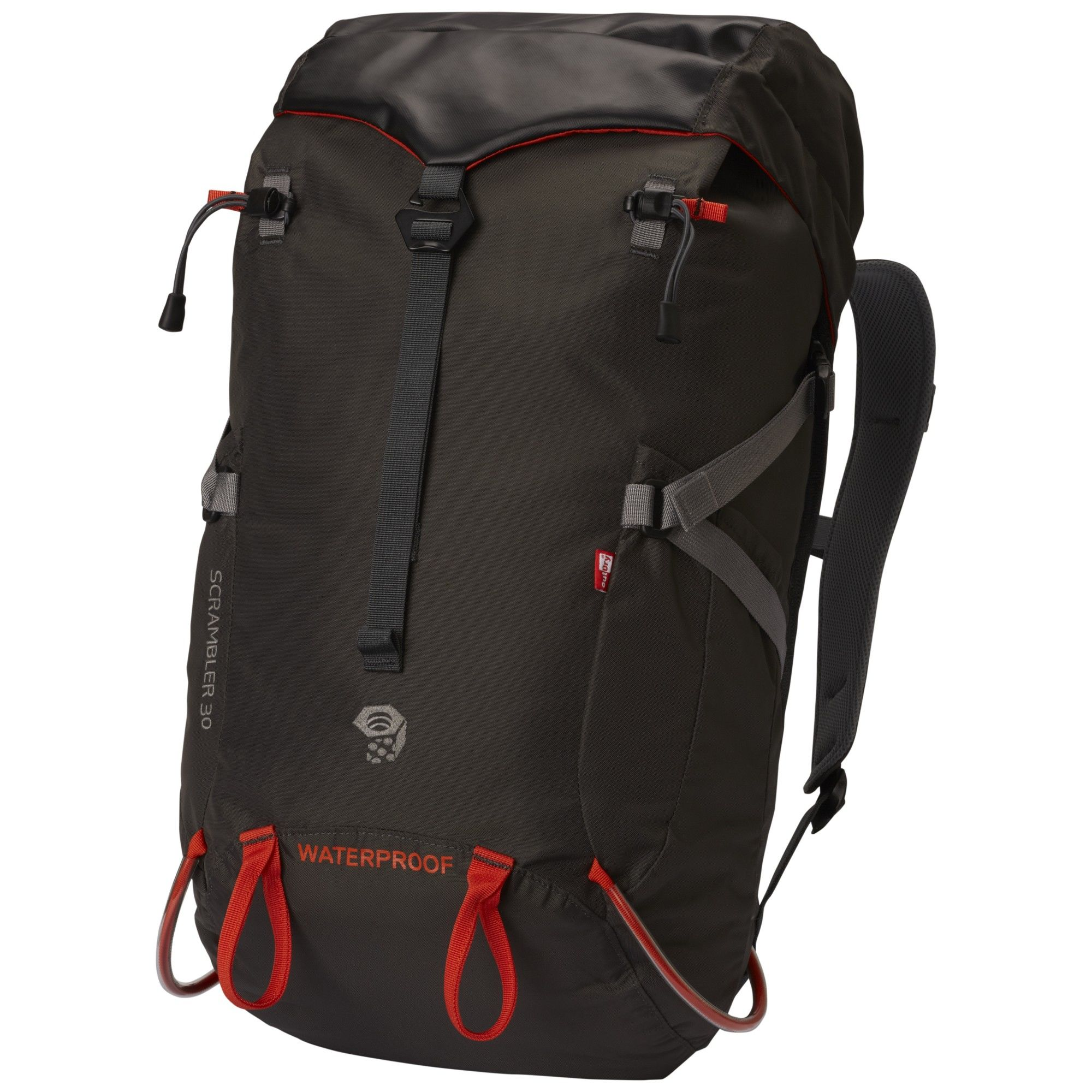 Mountain Hardwear Scrambler 30 Outdry Schwarz, Alpin-& Trekkingrucksack, 30l