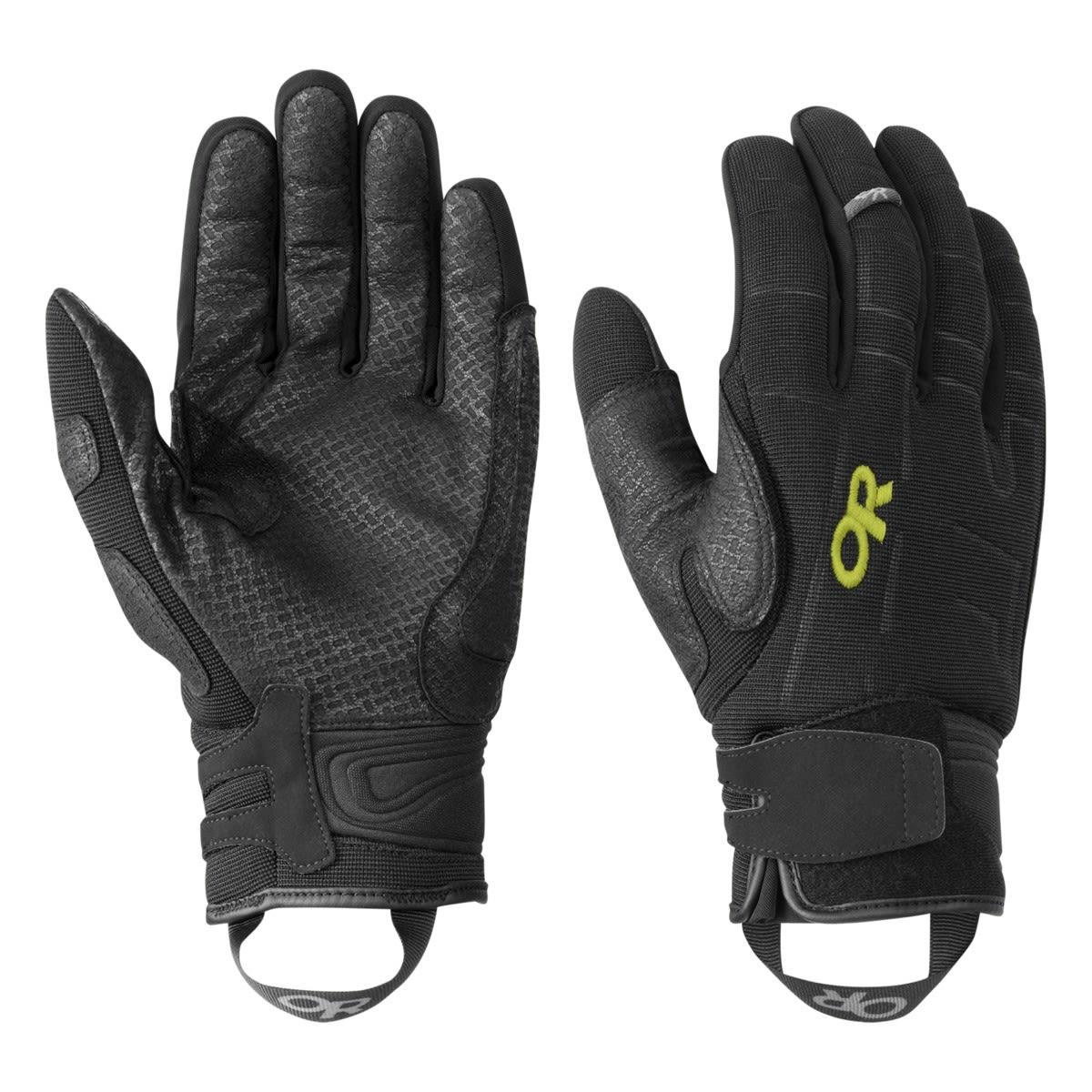 Outdoor Research Alibi II Gloves Schwarz, Accessoires, M