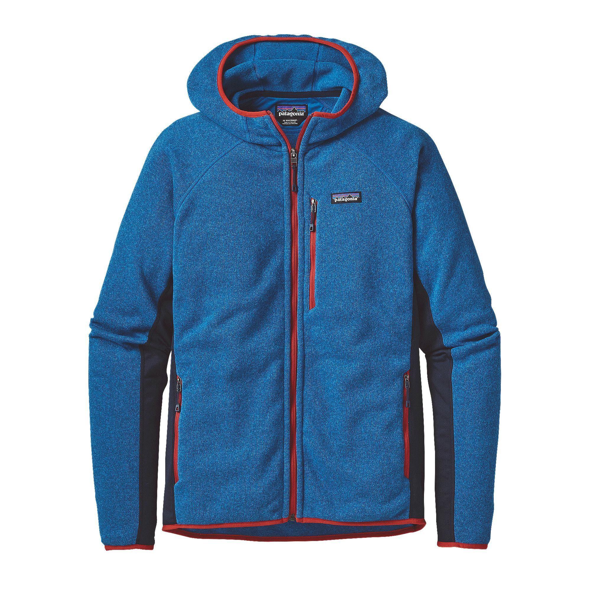 Patagonia M Performance Better Sweater Hoody | Herren Fleecejacke