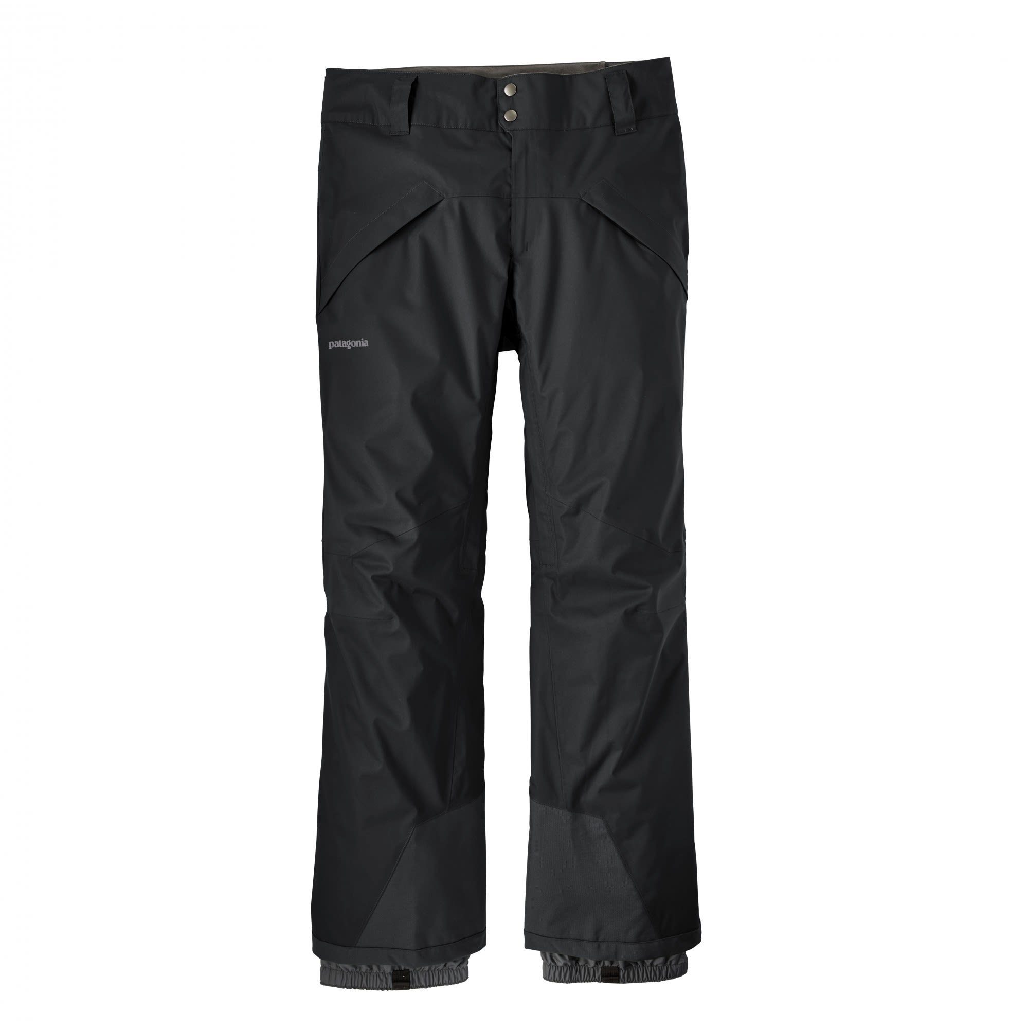 Patagonia Snowshot Pants Schwarz, Male Hose, L