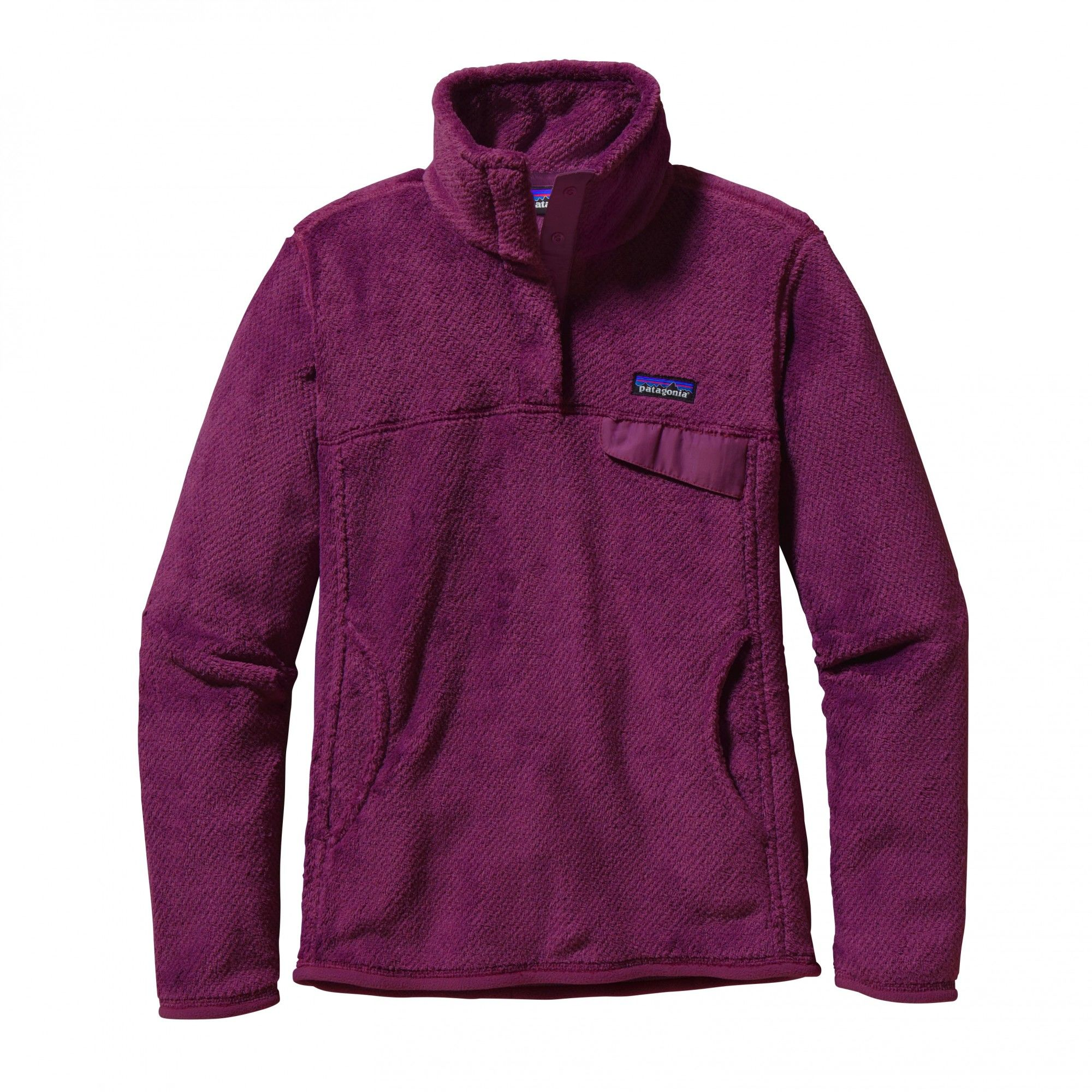 Patagonia W RE-Tool Snap-T Pullover | Damen Fleece-Pullover