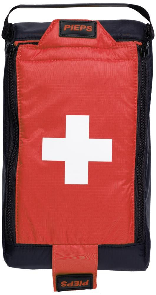 Pieps First AID Pro Schwarz, One Size -Farbe Red -Black, One Size