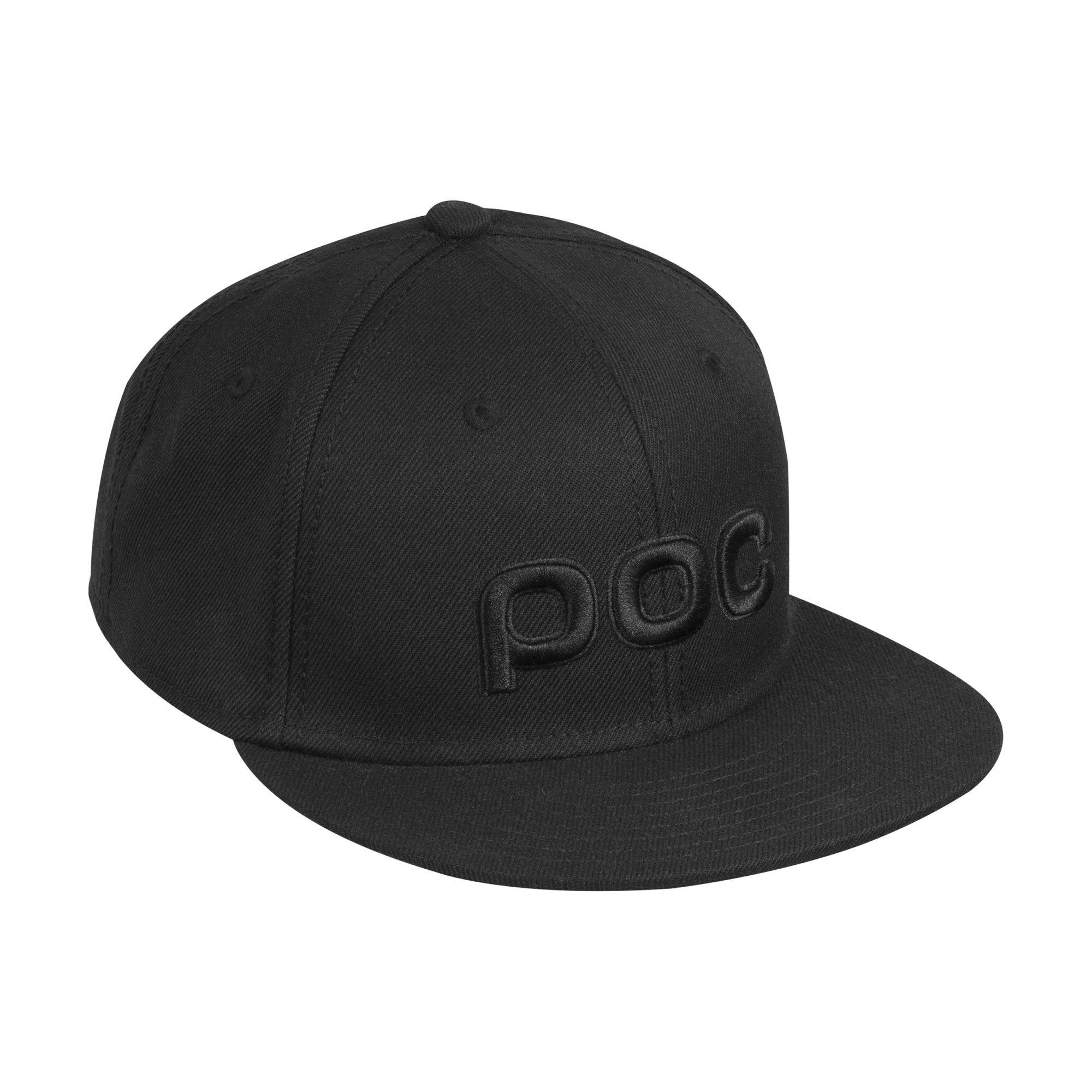 POC Corp Cap Schwarz, One Size -Farbe Uranium Black, One Size