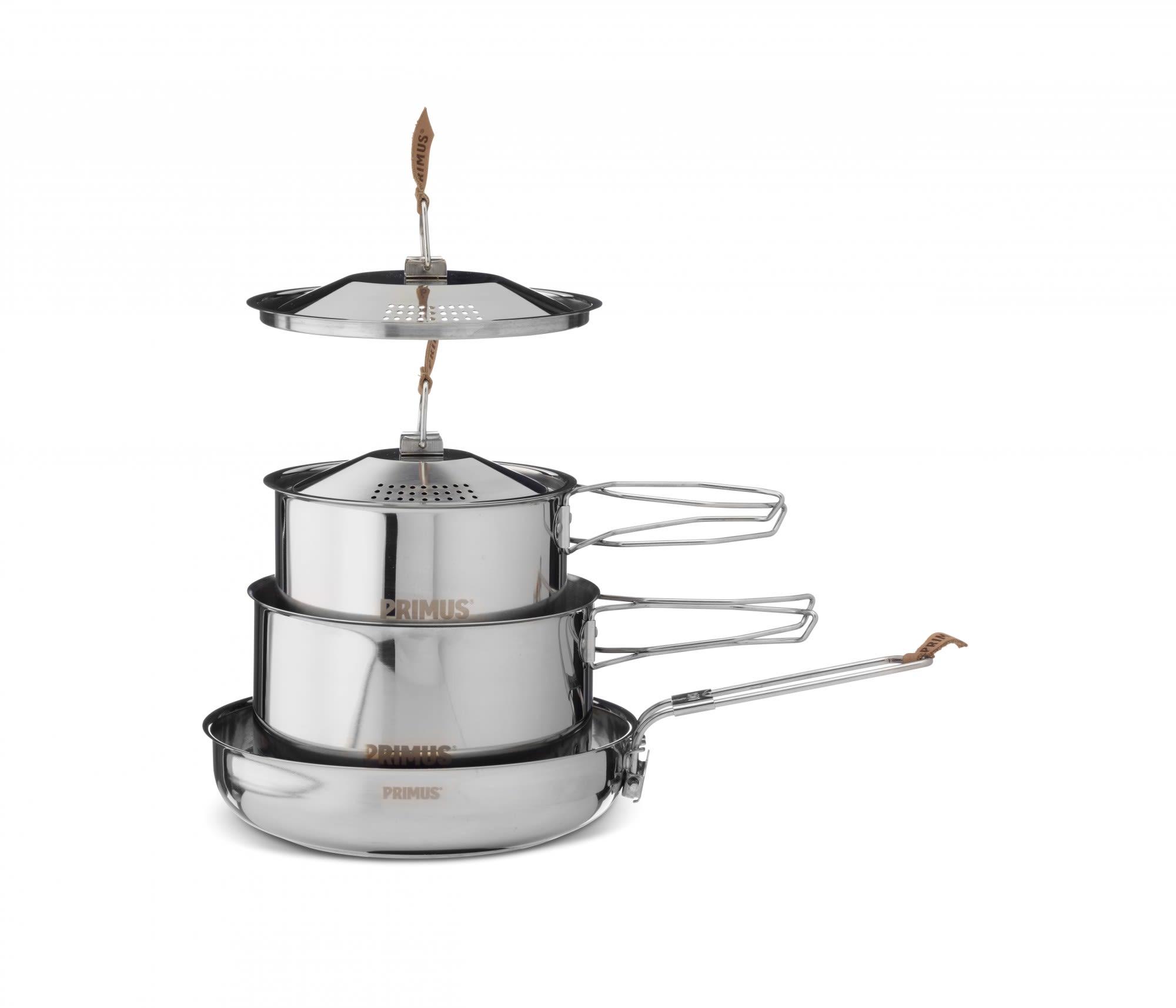 Primus Campfire Edelstahlset Small | Größe One Size |  Ausrüstung