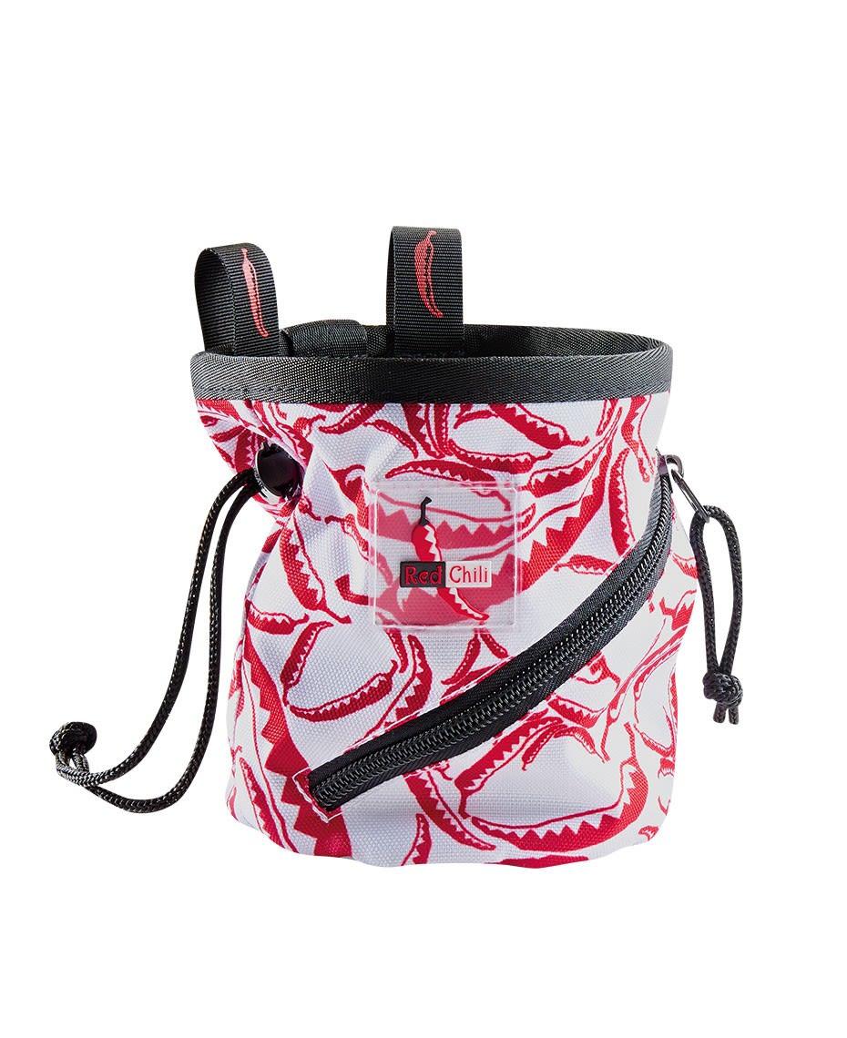 Red Chili Chalkbag Cargo Rot, Klettern, One Size
