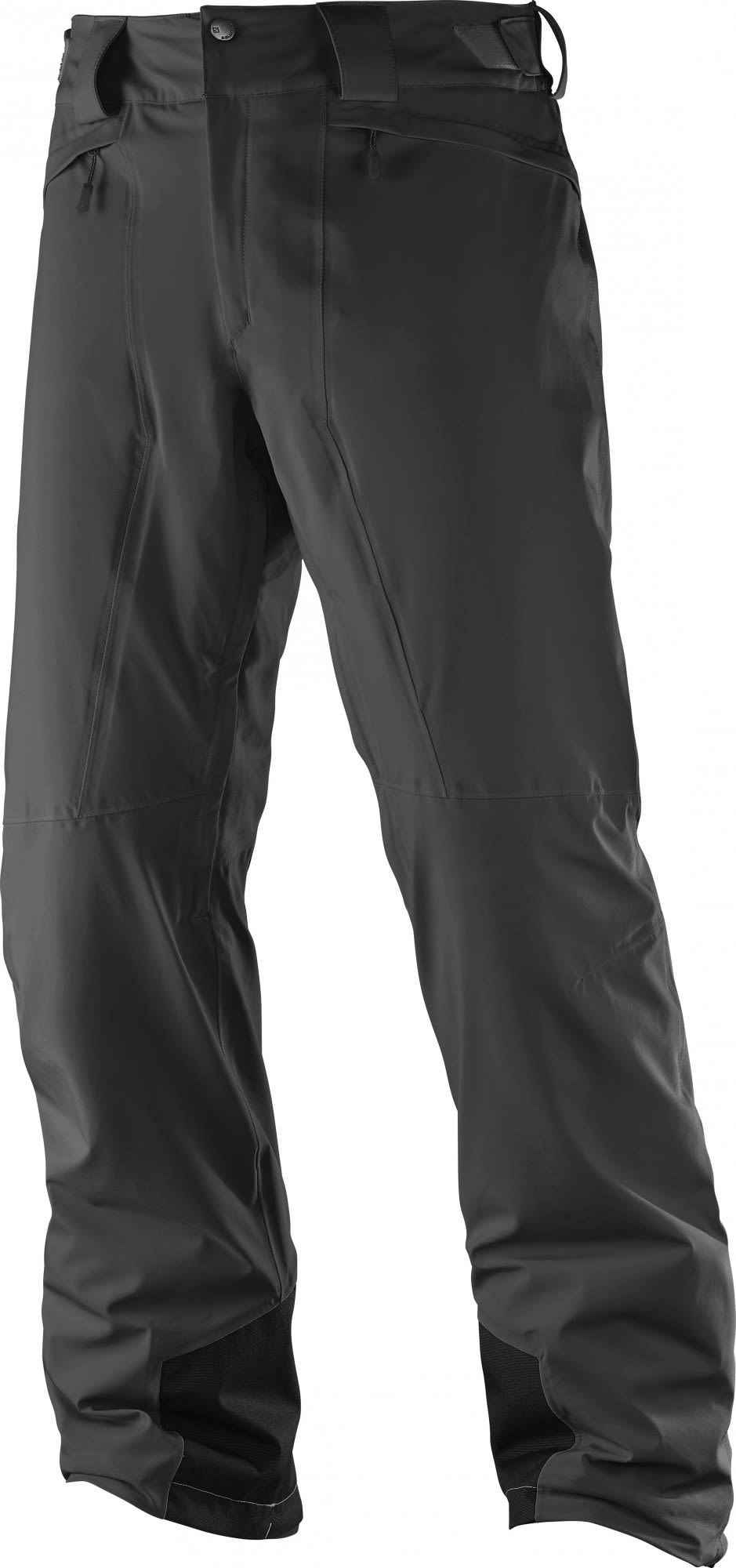 Salomon Icemania Pant (Modell Winter 2017) Schwarz, Male Hose, S/S