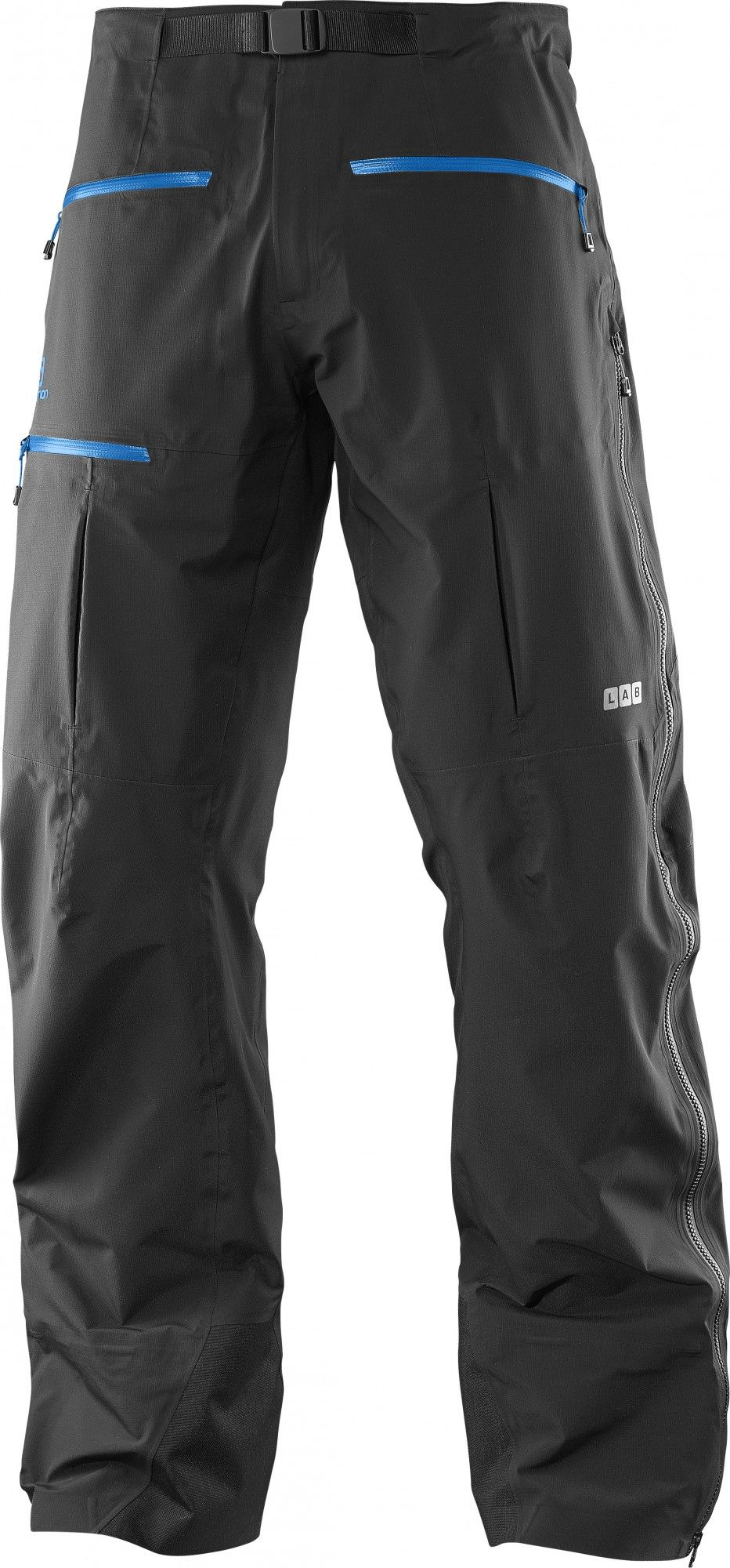 Salomon S-LaB X Alp Pro Pant Schwarz, Male Gore-Tex® Hose, XL