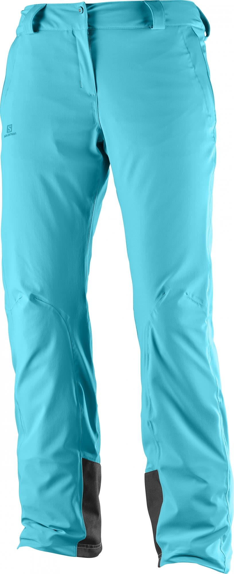 Salomon Icemania Pant (Modell Winter 2017) Blau, Female Hose, M/S