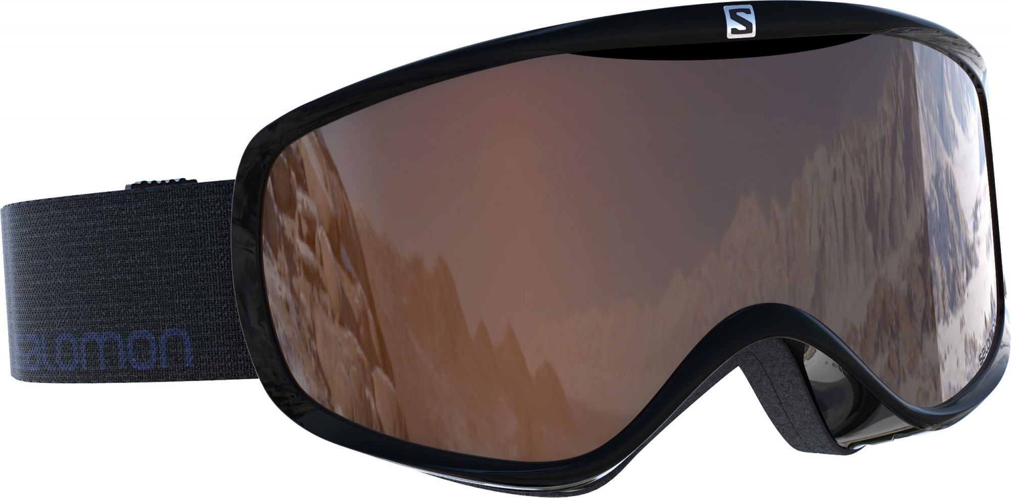 Salomon W Sense Access | Größe One Size | Damen Skibrille