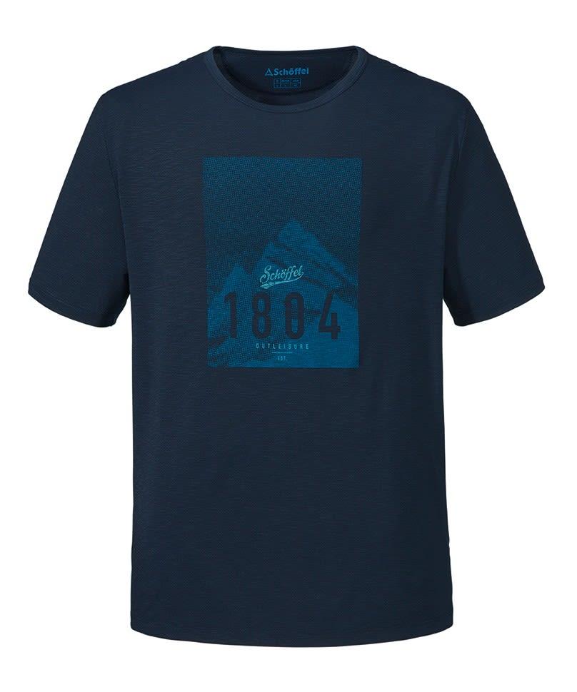 Schöffel M T Shirt SAO Paulo1 | Größe L,XL,XXL | Herren Kurzarm-Shirt