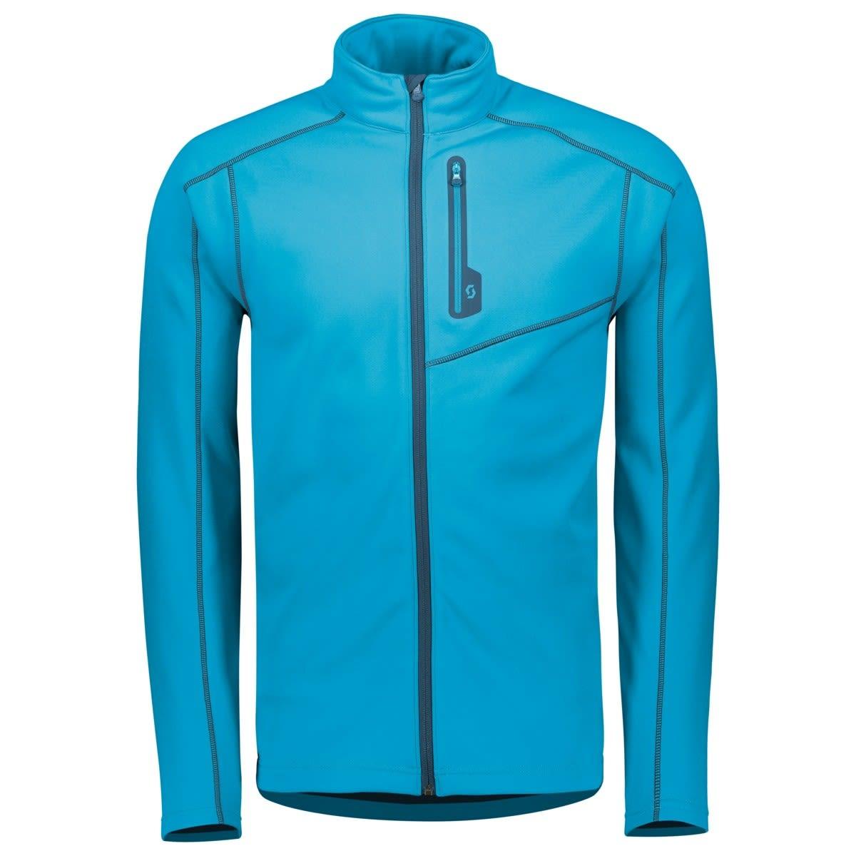 Scott M Defined Tech Jacket, Marine Blue | Größe S,M,L,XL | Herren Fleecejacke
