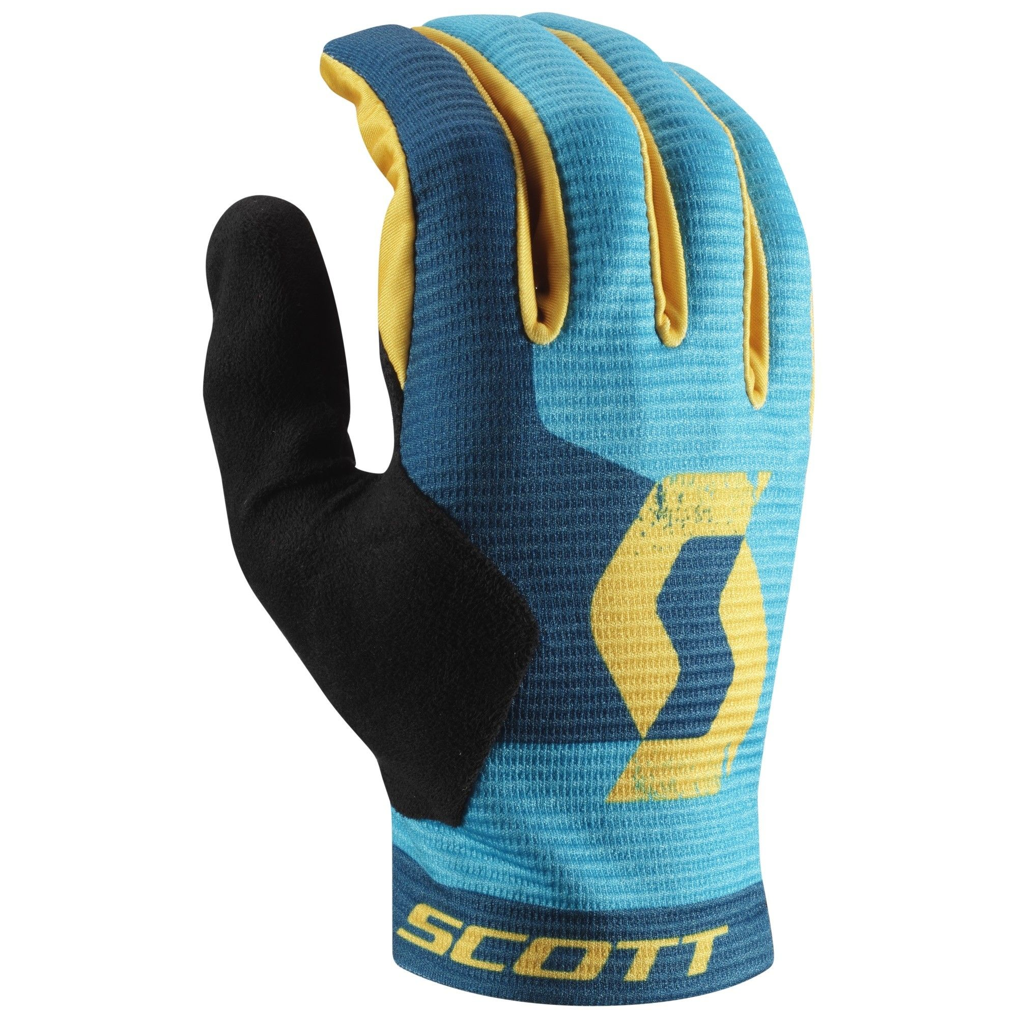 Scott Ridance LF Glove, Eclipse Blue Blau, S