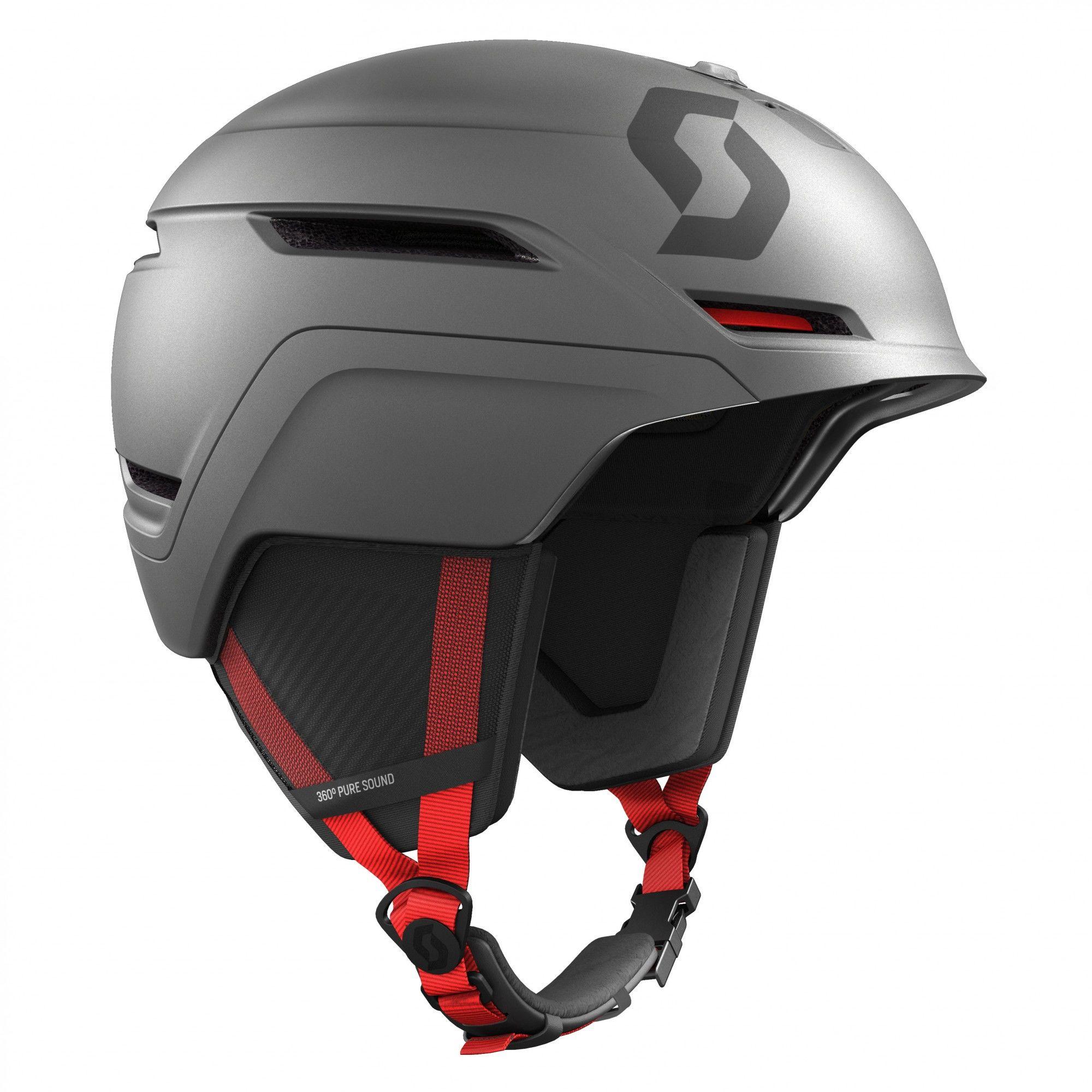 Scott Symbol 2 Helmet Grau, Ski-& Snowboardhelm, S