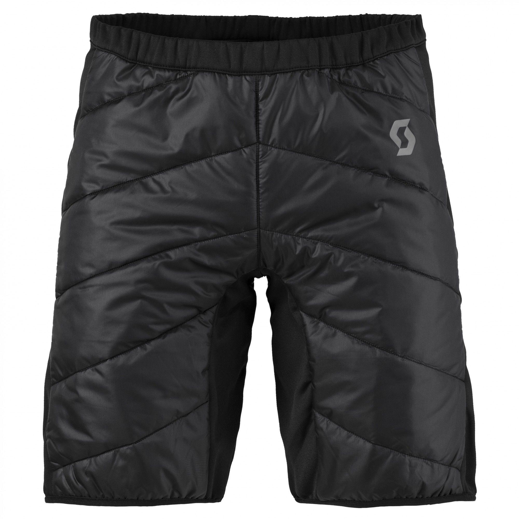 Scott W Insuloft Light Short, Black | Größe M | Damen Shorts