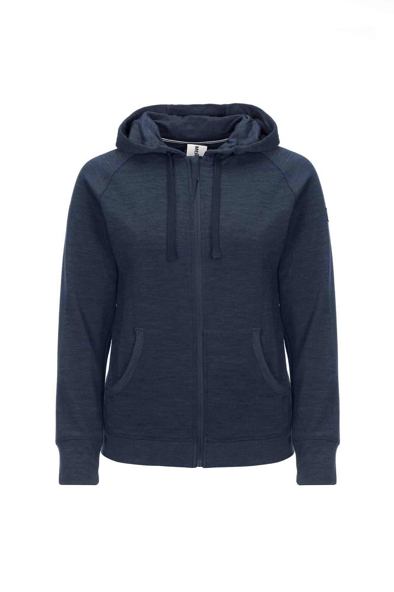 Super.Natural W Essential Hoody | Größe XS,S,M,L,XL | Damen Freizeitjacke