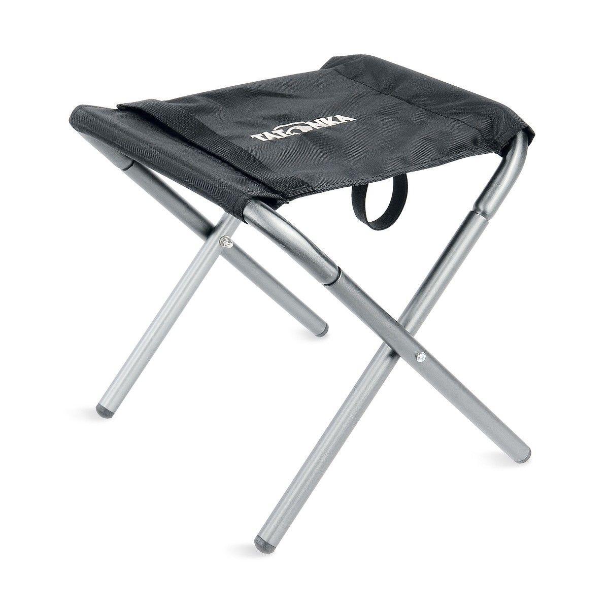 Tatonka Foldable Chair Schwarz, One Size -Farbe Black, One Size