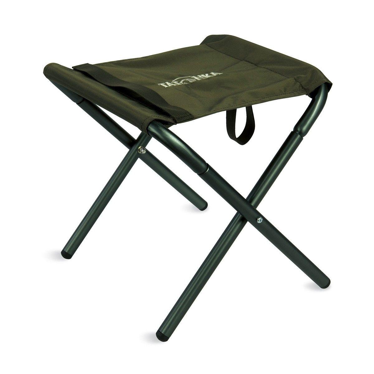 Tatonka Foldable Chair Grün, One Size -Farbe Olive, One Size