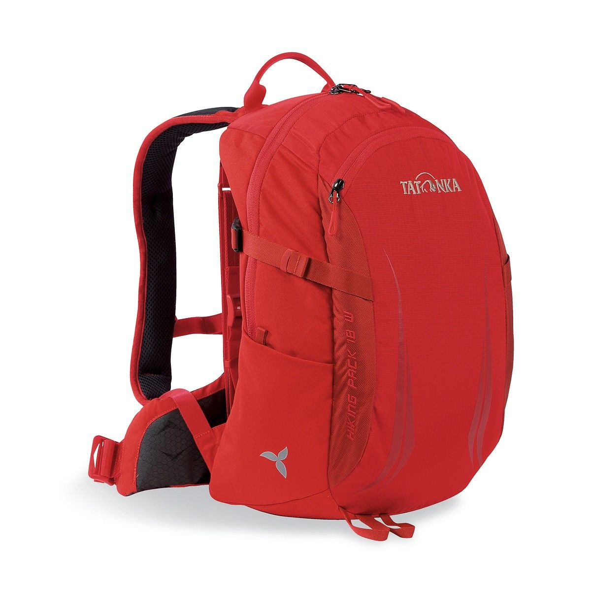 Tatonka Hiking Pack 18 Rot, Female Alpin-& Trekkingrucksack, 18l