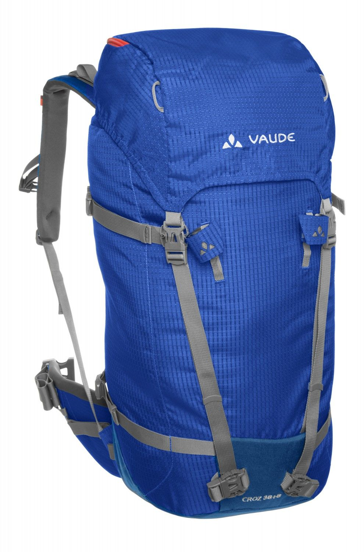Vaude Croz 38+8 Blau, Alpin-& Trekkingrucksack, 38+8l
