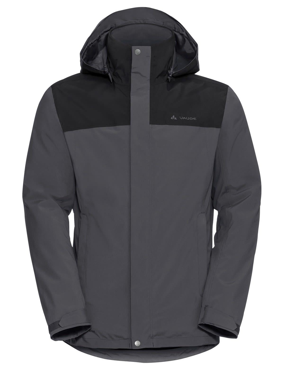 Vaude Kintail 3in1 Jacket III Grau, Male Doppeljacke-3-in-1-Jacke, S