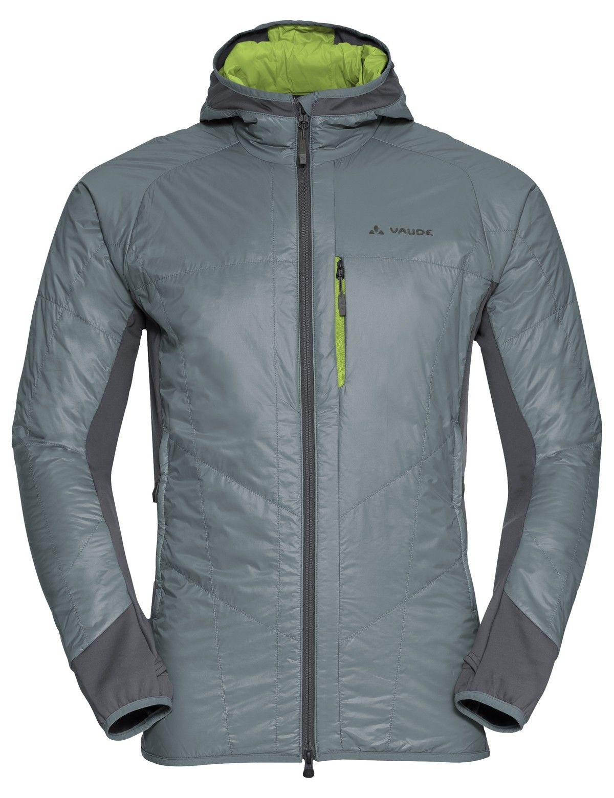 Vaude Sesvenna Jacket II Grau, Male PrimaLoft® Isolationsjacke, XL
