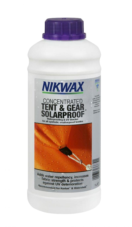 Vaude Nikwax Tent + Gear Solarproof 1L Weiß, 1L -Farbe Uni, 1L