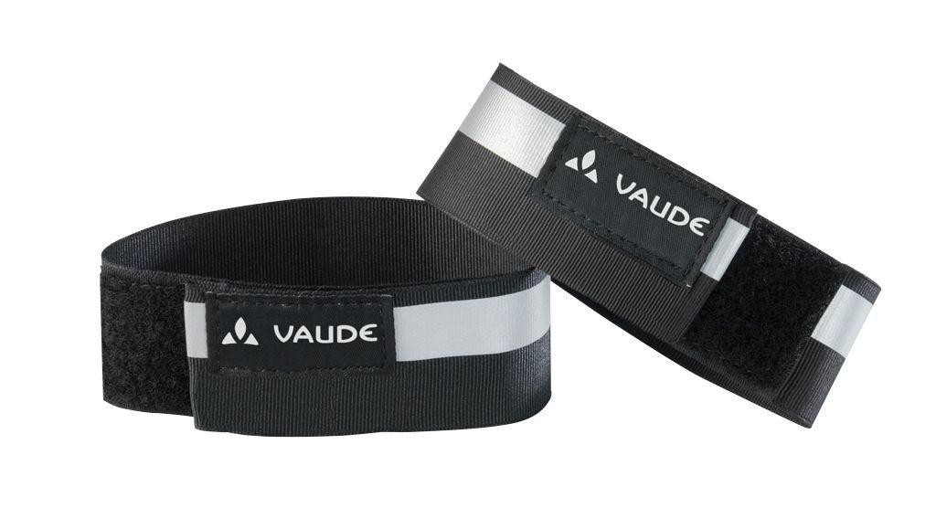 Vaude Reflective Cuffs, Black Schwarz, One Size