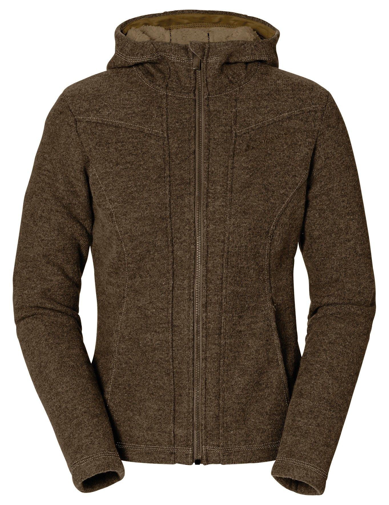 Vaude Womens Tinshan Hoody Jacket | Damen Fleecejacke