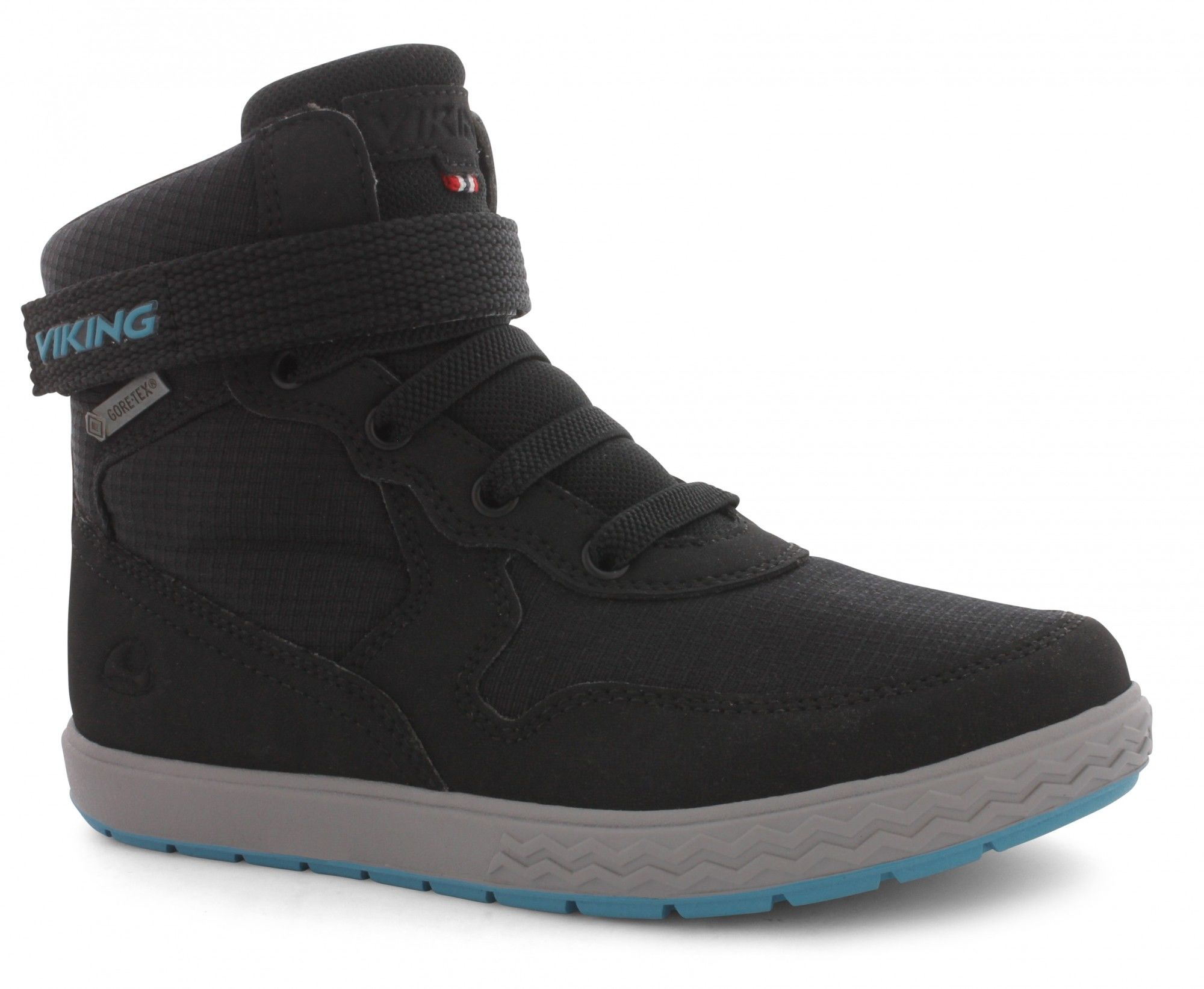 Viking Kids Vigra Warm Gtx® | Größe EU 34 / UK 2 / US 3 |  Winterstiefel