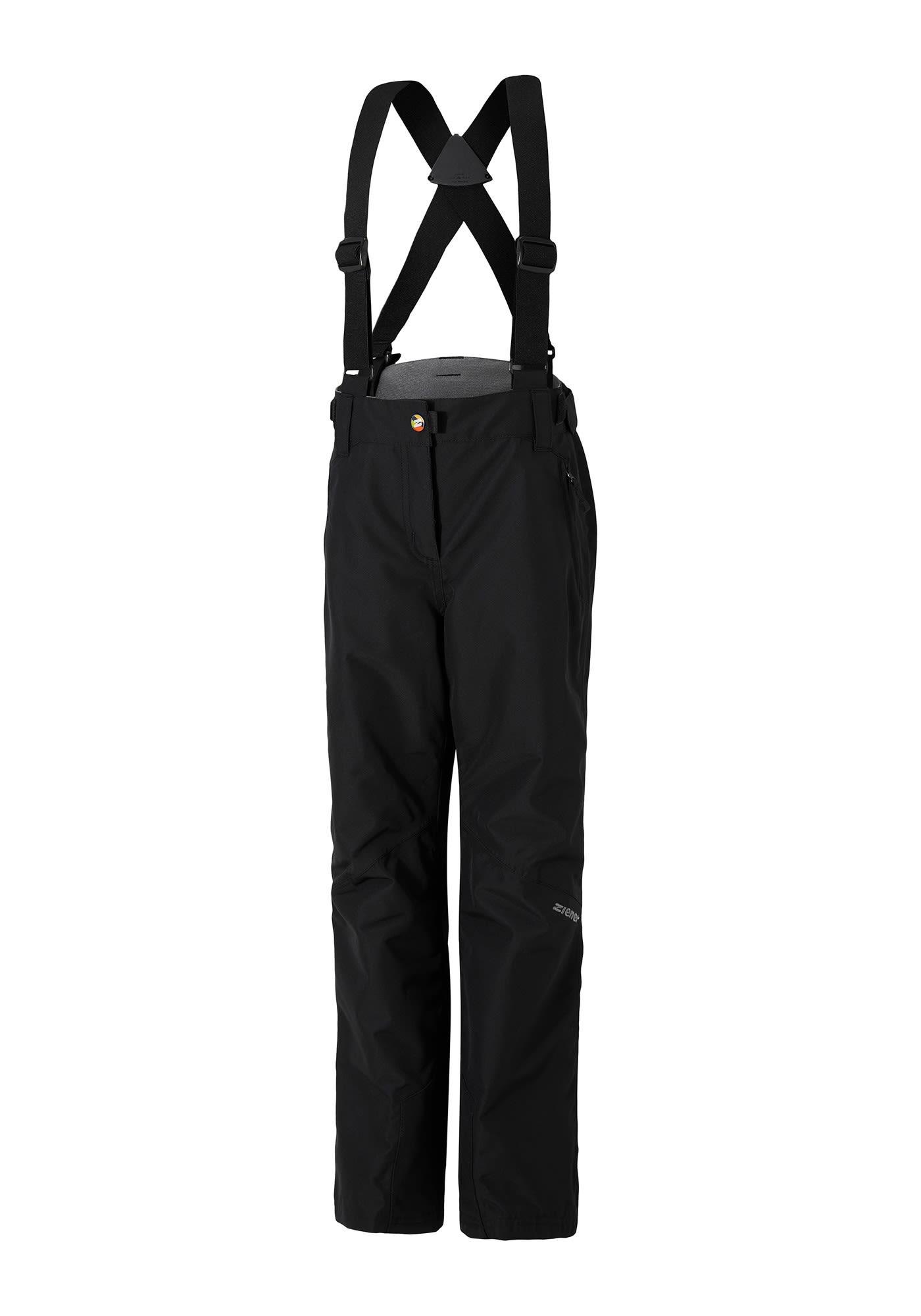 Ziener Kids Avatine (Modell Winter 2016) Schwarz, 104 -Farbe Black, 104