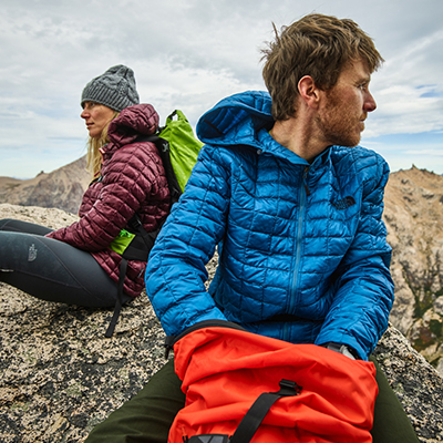 The North Face Thermoball Jacken