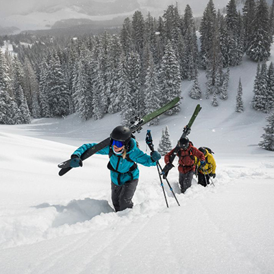 Black Diamond Skitouren
