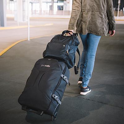Pacsafe Reisetasche