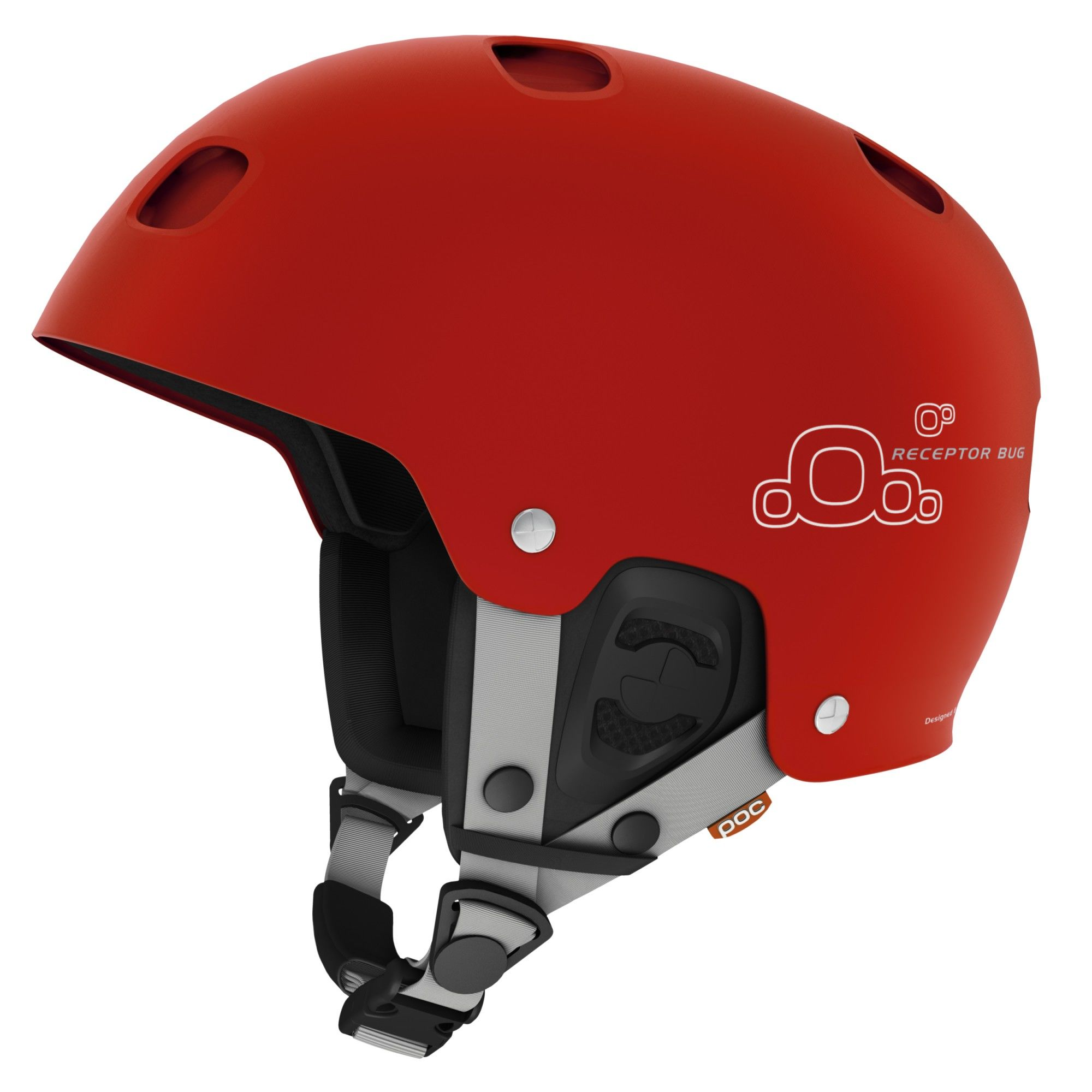 POC Receptor BUG Rot, Ski-& Snowboardhelm, S