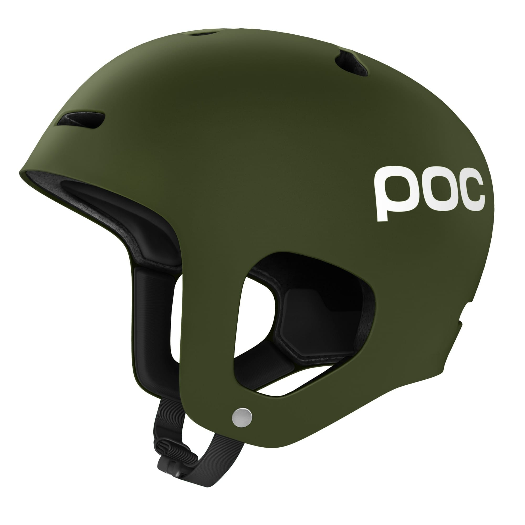 POC Auric Grün, Ski-& Snowboardhelm, XS-S